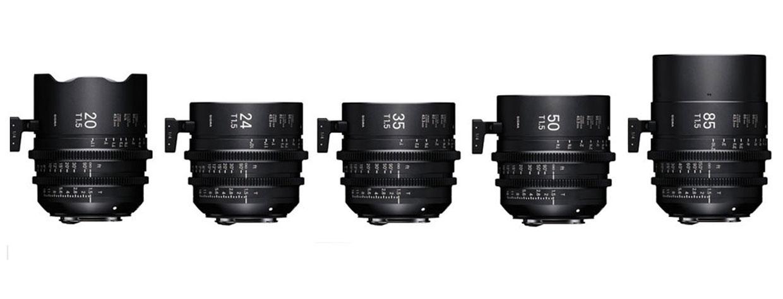 Sigma Lenses-Full Frame – Ravi Prasad Unit